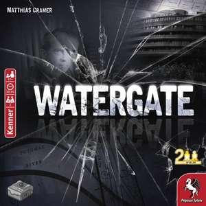 [Kundenkarte] Brettspiele Sammeldeal (35), z.B. Pegasus Watergate BGG 8,0