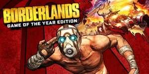[Nintendo Switch] Borderlands: Game of the Year Edition mit allen 4 Add-on-Packs (eShop) für 11,99€