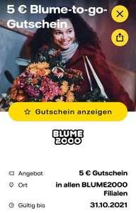 Blume 2000 Vattenfall Kunden App Gutschein wieder verfügbar.