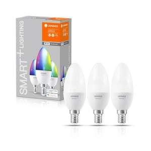 15% Rabatt auf alles im LEDVANCE Shop ( zb. 3 x E14 RGB WIFI 10,20€)
