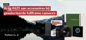 Kostenloses Capture One 21 Pro, Wacom Tablet, etc. beim Kauf einer berechtigten Lumix, Canon, Nikon, Leica, Sony Kamera