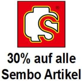 [Klemmbausteine] 30% auf alle SEMBO Sets @ HAUS DER STEINE