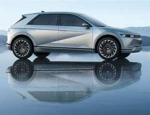 Privatleasing: Hyundai Ioniq 5 Elektro (konfigurierbar/ Bafa) für 236€ (eff 254€) monatlich - LF:0,56