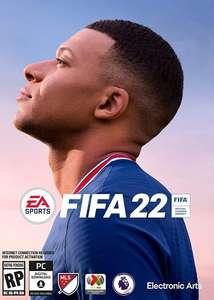 FIFA 22 für Origin mit Gutschein für 42,67€
