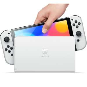 [Vorbestellung] Nintendo Switch OLED - Deutscher Händler (Weiß)