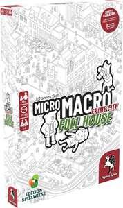 [Kundenkarte] Brettspiele Sammeldeal (7), z.B. MicroMacro: Crime City 2 - Full House BGG 8,2 Bestpreis