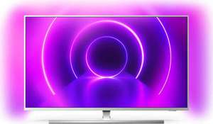 Philips 65PUS8555 LED TV (65 Zoll, Ambilight, 4K UHD, HDR10+, Android TV, Google Assistant, Standfuß)