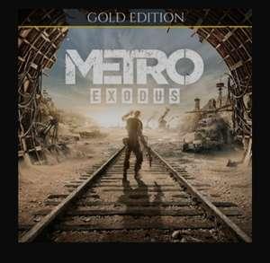 Metro Exodus Gold für Xbox One/Series Microsoft Brasilien