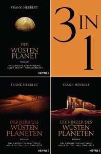 eBook: Der Wüstenplanet Band 1-3 im Paket