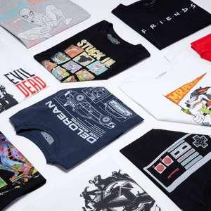 10 Mystery Geek T-Shirts für 31,99€ inkl. Versand (zufällige Auswahl, Herren S bis XXL, Damen S bis L)