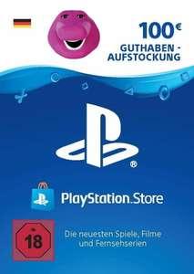 100€ PlayStation Store Guthaben für 78,70€ (PSN Deutschland, Faktor 0.787)