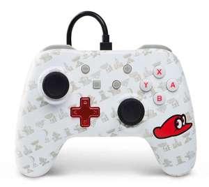 Verschiedene PowerA Nintendo Switch Wired Controller, wie z.B. Super Mario Odyssey Cappy Edition 14,99€ zzgl. 1x Versand [Otto Marketplace]