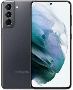 [MediaSaturn bundesweit offline] Samsung Galaxy S21 im O2 SuperSelect (12GB LTE) mtl. 18,99€ einm. 49€ | andere Tarife & S21 Ultra/Plus