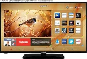 Telefunken D43U551N1CW LED-Fernseher (108 cm/43 Zoll, 4K Ultra HD, Smart-TV) [Otto Lieferflat]