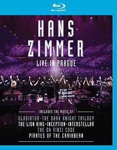 Hans Zimmer - Live In Prague (Blu-Ray mit Dolby Atmos) für 7,01€ (Amazon Prime)