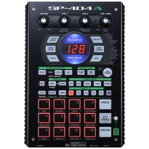 Roland SP-404A Sampler [Musikinstrumente]
