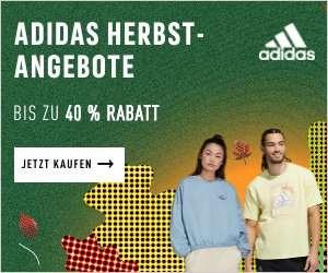 adidas Herbstangebote: bis zu -40% auf ausgewählte Artikel, z.B. adidas Predator Freak.2 FG Fußballschuhe für 67,2€ statt 94,99€