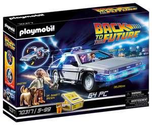 Playmobil / Back to the Future / DeLorean / 70317