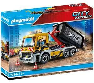 Playmobil City Action 70444 LKW mit Wechselaufbau (Bestpreis!) [Amazon/Kaufland online]