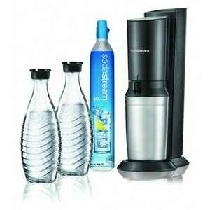 SodaStream Crystal 2.0 inkl. 2 Glaskaraffen u. 1 Zylinder für 67,88€ inkl. Versandkosten