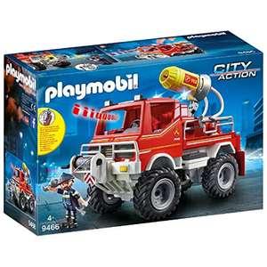 Playmobil City Action Feuerwehr-Truck mit Licht- und Soundeffekten (9466) für 22€ (Amazon Prime)