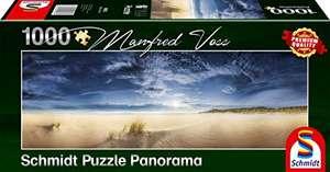 Schmidt-Spiele Unendliche Welt, Sylt, 1000 Teile Panorama-Puzzle für 9,99€ (Amazon Prime & Media Markt Abholung)