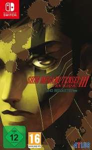 Shin Megami Tensei III: Nocturne HD Remaster (Switch) für 29,99€ (GameStop)