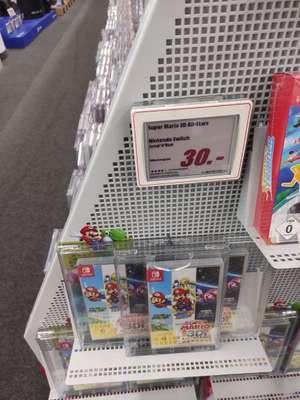 Super Mario 3D All Stars, Lokal Berlin (Media Markt Lindencenter)
