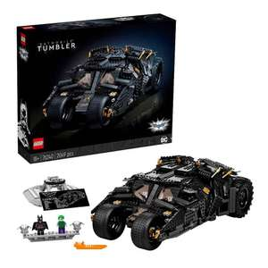 Thalia.at Lego Angebote aktueller Bestpreis z.b. 76240 Batman Tumbler