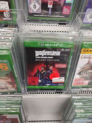 Wolfenstein Youngblood Deluxe Edition, Xbox One, lokal Berlin (Media Markt Lindencenter)