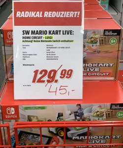 Mario Kart Live : Home Circuit - Nintendo Switch [Lokal MM Wuppertal]