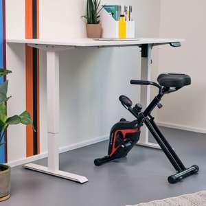 Schreibtischfahrrad / Desk Bike von SportPlus