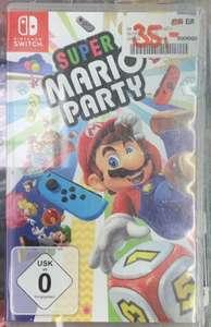 Super Mario Party / Luigis Mansion 3 für 35€ und Mortal Kombat 11 Ultimate für 20€ - Nintendo Switch [Lokal MM Wuppertal]