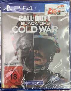 PS4 - Call of Duty • Black Ops • Cold War [Lokal MM Wuppertal]