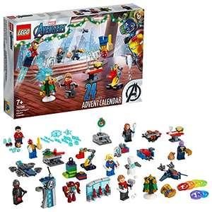 LEGO Marvel Avengers: Adventskalender 2021 (76196) für 23,81€ (Amazon Prime)
