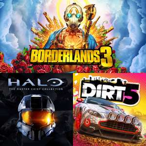 Xbox Free Play Days | Halo: The Master Chief Collection & Dirt 5 - Kostenlos Zocken (Xbox One / Series S / Series X)