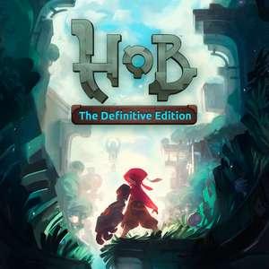Hob: The Definitive Edition (Switch) für 2,99€ oder für 2,71€ RUS (eShop)
