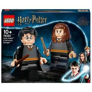 LEGO Harry Potter Harry Potter & Hermine Granger (76393) für 99,99 Euro [Smyths Toys]
