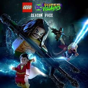 LEGO DC Super-Villains Season Pass (PS4 & Xbox One) für je 3,74€ (PSN Store & Xbox Store)