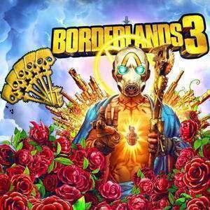 3 Goldene Schlüssel für Borderlands 3 (PS4, XBox One & PC)