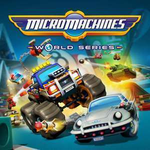 Micro Machines World Series (Steam) für 0,49€ (CDkeys)