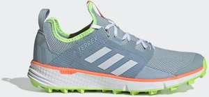 Damen Laufschuhe : Adidas TERREX Speed LD Gr. 36 - 42.7 (Neutral, Trail, Daily Trainer, 5mm Sprengung, 275g)