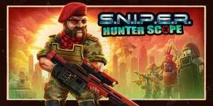[Nintendo Switch] S.N.I.P.E.R. - Hunter Scope mit Gyro Steuerung (eShop) für 0,99€