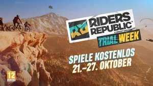 Riders Republic von Ubisoft in der Testwoche 21.-27.10. 4h kostenlos spielen [Playstation, XBox, PC, Stadia]