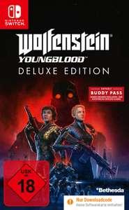 Wolfenstein Youngblood (Switch/Download) für 12,99€ per Abholung (Gamestop)