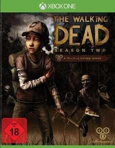 The Walking Dead: A Telltale Games Series - Season Two (Xbox One) für 1,99€ (GameStop Abholung)