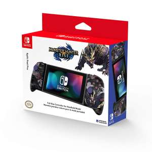Hori Nintendo Switch Split Pad Pro (Monster Hunter: Rise) für 41,98€ (Otto Lieferflat)