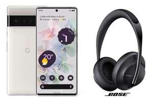 Google Pixel 6 oder Pixel 6 Pro vorbestellen: Bose Noise Cancelling Headphones 700 geschenkt dazu