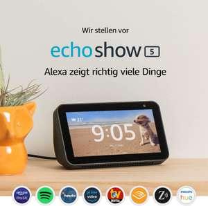 30% auf Smart Home Produkte - z.B. Philips Hue, Alexa (z.B. Echo Show 5 für 38,49€) [lokal Saturn Münster]