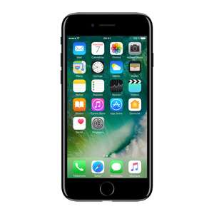 "[Refurbished] Apple iPhone 7 128GB Jet Black (4.7"", 1334x750, IPS, A10 Fusion, 2GB RAM, 1960mAh, IP67, iOS 15, 138g)"
